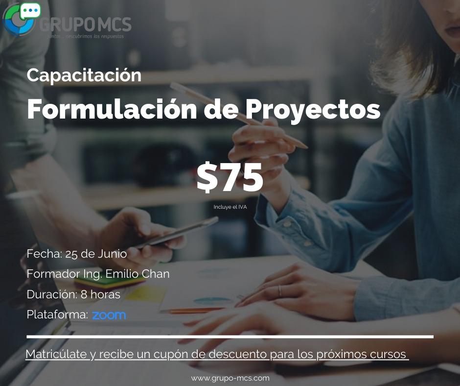 Curso Online Proyectos